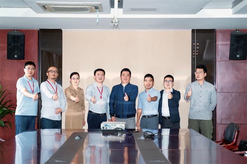 丽博家居与上海群易达成战略合作关系,信息化平台项目全面启动