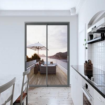 穗福门窗:夹丝玻璃下的穗福门窗 朦胧意境 属你最美