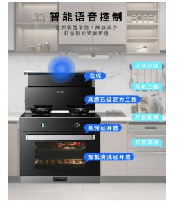 """""""唤""""想未来!浙派智能声控集成灶新品发布,开启智慧烹饪新时代!"""