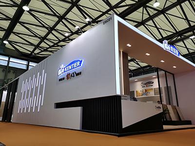 出彩更出位 肯帝亚超级地板2021春季新品引领上海地材展新风尚