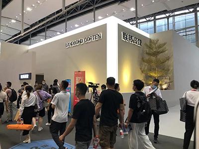 现场直击 | 联邦高登质感C位,璀璨亮相于广州建博会