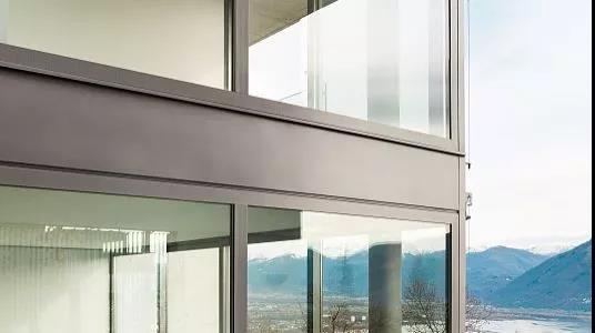 颜值太高了!听说90后都喜欢窄边框门窗……