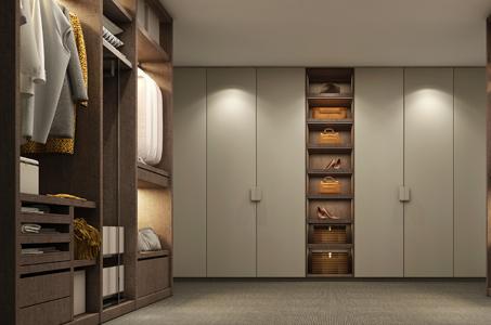 固装家具定制的白色衣柜如何保养呢?