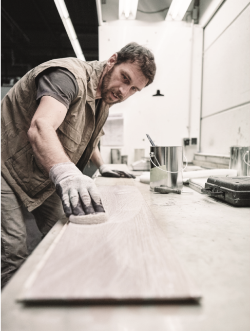 来自ter Hürne歌赫的实木复合地板