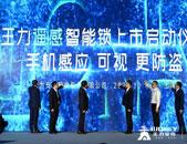 从定义安全标准,到重新定义便捷标准:王力遥感智能锁全球首发!
