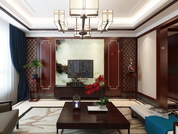 新中式设计木门,看一眼就会爱上她!